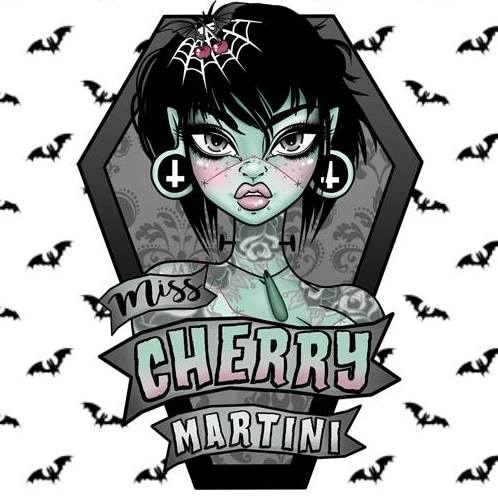 miss cherry martini